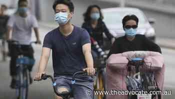 China reports eight new coronavirus cases - The Advocate