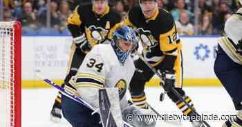 Buffalo Sabres Top 25 Under 25, #20: Jonas Johansson
