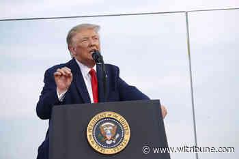 For nation's birthday, Trump slams enemies within the U.S. - Williams Lake Tribune