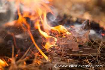 Fire ban issued for Elliot Lake and Blind River - ElliotLakeToday.com