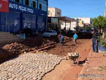 DNIT investe R$ 25 milhões em obras no município de Picos, afirma senador Elmano - Piauí Hoje