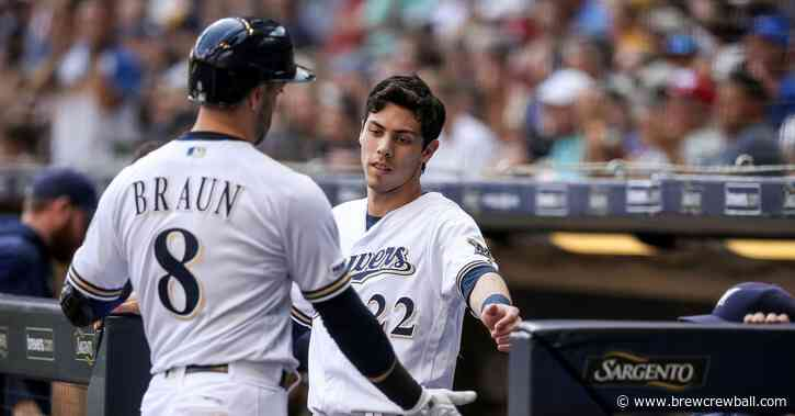 Christian Yelich supports the players who are opting out of the 2020 MLB season, and Ryan Braun is reconsidering retirement