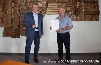 Die Gemeindeverwaltung Mutterstadt informiert: Gerhard Birli verabschiedet - Mutterstadt - Wochenblatt-Reporter