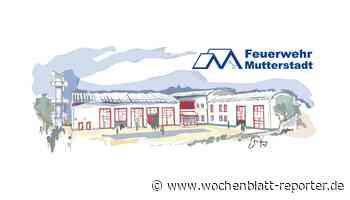 Die freiwillige Feuerwehr Mutterstadt informiert: Einsätze im Juni 2020 - Mutterstadt - Wochenblatt-Reporter