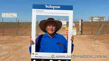Warry Gate Rd is missing link from Mount Isa to Broken Hill - The North West Star
