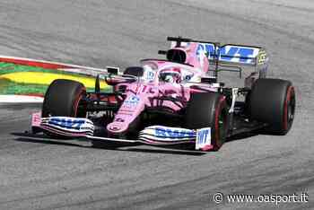 """F1, GP Austria 2020. Sergio Perez: """"Buon sesto posto, potevamo fare meglio"""". Stroll: """"Ho perso potenza"""" - OA Sport"""