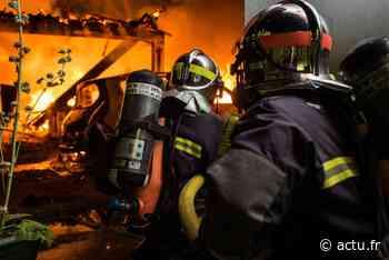 Val-d'Oise. Une maison ravagée par un incendie à Viarmes - La Gazette du Val d'Oise - L'Echo Régional
