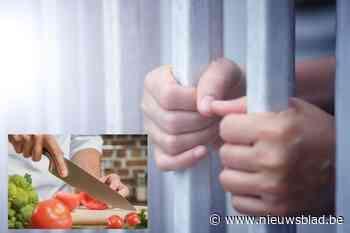 Man die politie bedreigde met koksmes ontsnapt aan vijf jaar cel