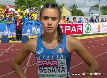 Mariano Comense – Veronica Besana vince i 100, Boleso i 400 e Oberle gli 800 - Queen Atletica