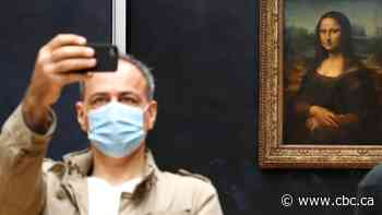 Mona Lisa back at work as Louvre reopens in Paris