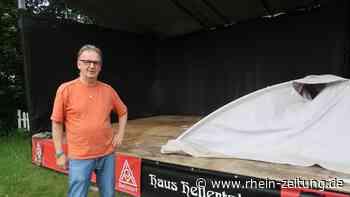 Open Air in Alsdorf: Es geht wieder los mit Livemusik - Rhein-Zeitung