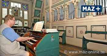 Zeuthen: Orgelandacht auf historischer Steinmeyer-Orgel - Märkische Allgemeine Zeitung