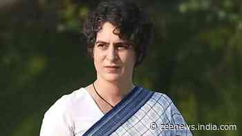 Priyanka Gandhi targets Uttar Pradesh over rise in crimes in state