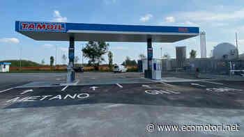 Metano: nuovo distributore a Castenedolo (BS) - Ecomotori.net