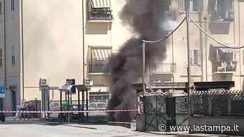 Orbassano, incendio nei garage sotterranei di piazzetta Lombardi: inagibile il piano interrato - La Stampa