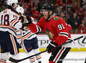 Does Drake Caggiula have a future with the Chicago Blackhawks?