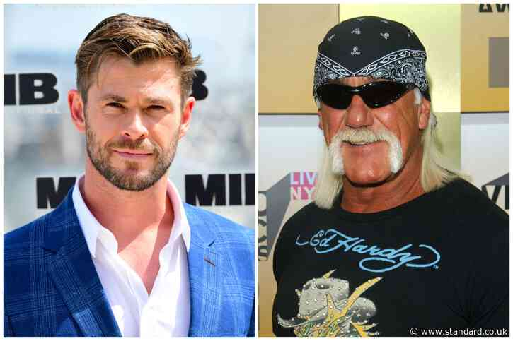 When is the new Hulk Hogan biopic released and who's in the cast with Chris Hemsworth? - Evening Standard
