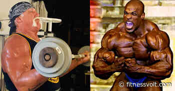 Ronnie Coleman Doubles Down On Wrestling With Hulk Hogan 'Any Day, Anytime, Anywhere' - FitnessVolt.com