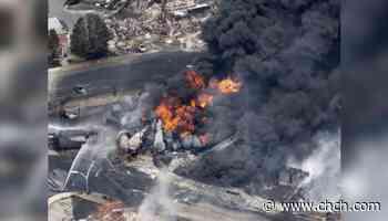 Lac Megantic marks seventh anniversary of rail disaster - CHCH News
