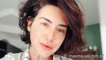 """Fernanda Paes Leme fala sobre situação atual do país e desabafa: """"Não aguento mais"""" - Máxima"""