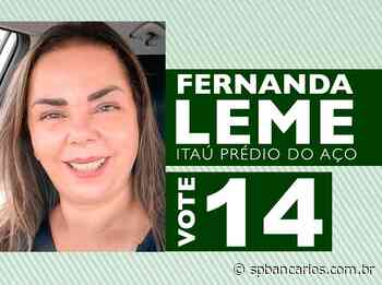 Cipa Prédio do Aço: vote em Fernanda Leme, nº 14 - Sindicato dos Bancários SP