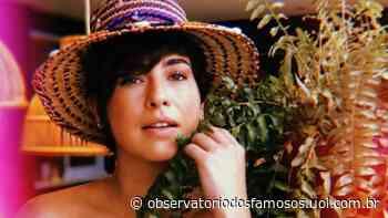 Quente! Fernanda Paes Leme coloca corpão para jogo ao usar biquíni mínimo - Observatório dos Famosos