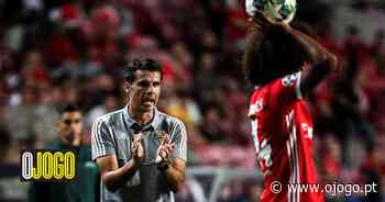 """Veríssimo ao leme do Benfica: quem é o """"homem das bolas paradas""""? - O Jogo"""