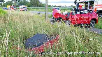 Autofahrer starb zwischen Barnstorf und Hehlingen - Wolfsburger Nachrichten