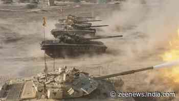 Indian Army`s Sarath BMP 2 in Ladakh ready to foil Chinese misadventure on LAC