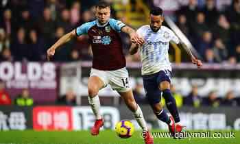 Burnley unlikely to recall record signing Ben Gibson despite defensive injury crisis