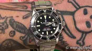 Robert Redford's Favorite Watch Is No Ordinary Rolex - GQ Magazine