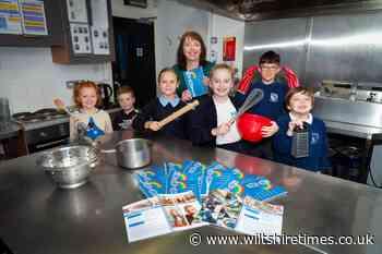 Bishops Cannings school creates lockdown cook book
