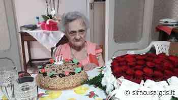 Floridia in festa, nonna Elena compie 100 anni - Giornale di Sicilia