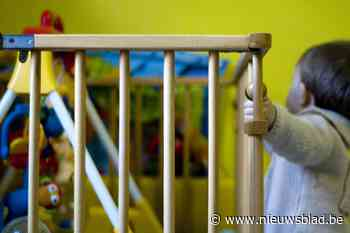 Kinderopvang scoort beter dan provinciaal en Vlaams gemiddel... (Hooglede) - Het Nieuwsblad