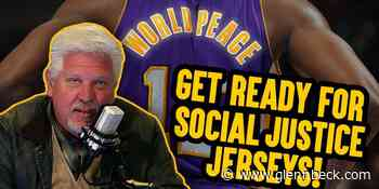 Social justice hypocrisy at the NBA continues: Messages on jerseys are next!