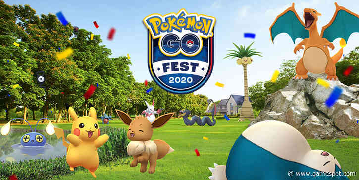 Pokemon Go Fest 2020 Gets A Commercial From Star Wars Director Rian Johnson