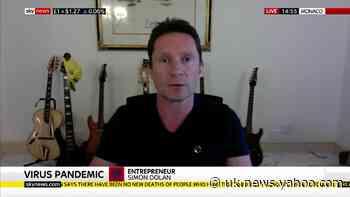 Entrepreneur explains lockdown lawsuit against govt [Video] - Yahoo News UK