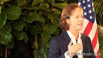 Bitcoin Entrepreneur Brock Pierce Joins the 2020 US Presidential Election - Bitcoin News