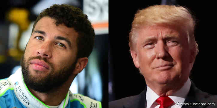 Donald Trump Wants NASCAR's Bubba Wallace to Apologize Over Noose 'Hoax'