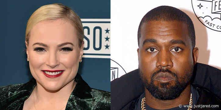 Meghan McCain Calls Kanye West's Behavior 'Unhinged & Erratic' After His Presidential Run Announcement