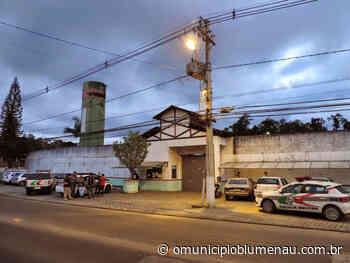 Detento do Presídio Regional de Blumenau pede acesso à internet para faculdade a distância; Justiça nega - O Município Blumenau