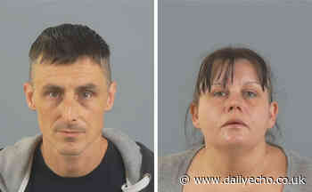 "Couple jailed after breaking into neighbours' flat and taking ""literally everything"""