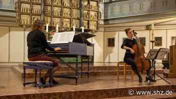 Kultur in Itzehoe : Dörthe Landmesser und Barbara Hartrumpf musizieren in St. Laurentii   shz.de - shz.de
