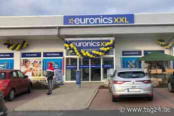 Euronics XXL Zeitz schenkt Euch heute die MwSt. auf das ganze Sortiment! - TAG24