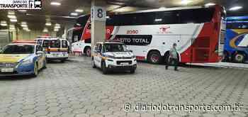 ANTT apreende três ônibus a serviço da Buser em Belo Horizonte (MG) - Adamo Bazani
