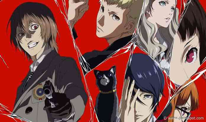 Persona 5's Anime Is Getting A $300 Blu-Ray Collection And English Dub