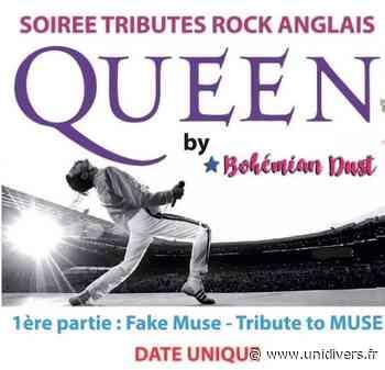 SOIRÉE TRIBUTES ROCK ANGLAIS samedi 19 décembre 2020 - Unidivers