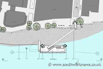 Locals speak out against giant party boat planned for south bank - Southwark News