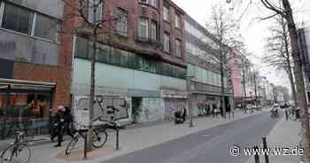 Krefeld: In der City standen Ende April 78 Geschäfte leer - Westdeutsche Zeitung