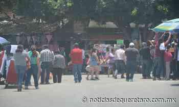 Santa Rosa sin miedo al COVID-19 - Noticias de Querétaro